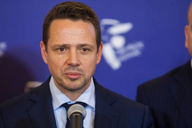 Trzaskowski liderem w rankingu zaufania do polityków.