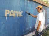 Nowy Sącz. Pomysł Morsa. Powstanie szlak murali? [WIDEO]