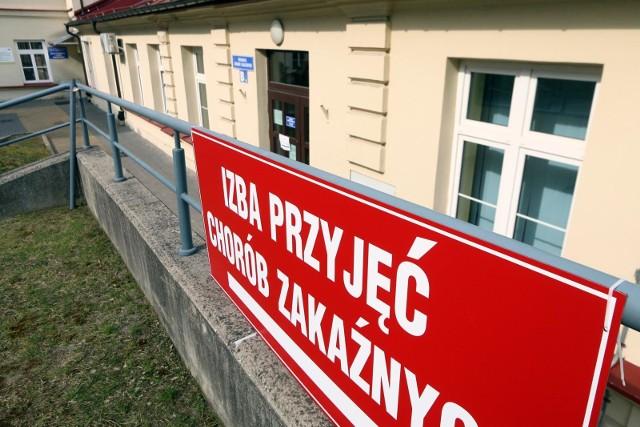 W szpitalu przy ul. Staszica wznowiono planowe przyjęcia i porady w poliklinice