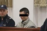 25 lat więzienia dla Dawida L. za zabójstwo wujka w Olszyńcu [ZDJĘCIA, WIDEO]