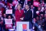 Wybory prezydenckie 2020. Andrzej Duda wygrywa w pierwszej turze. Władysław Kosiniak-Kamysz wyprzedza Małgorzatę Kidawę-Błońską