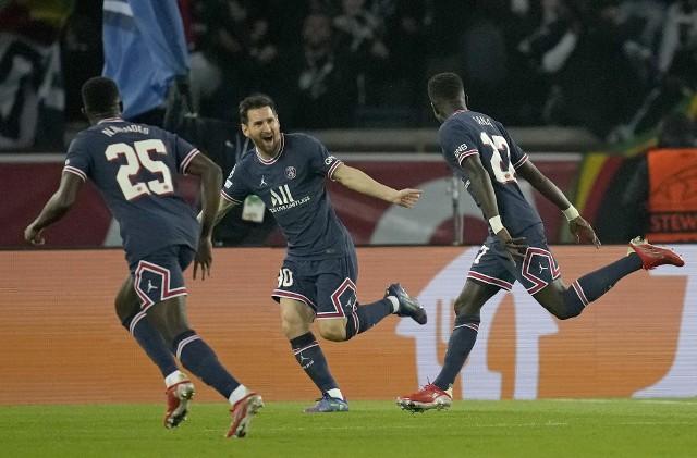PSG - Manchester City 2:0 (1:0)