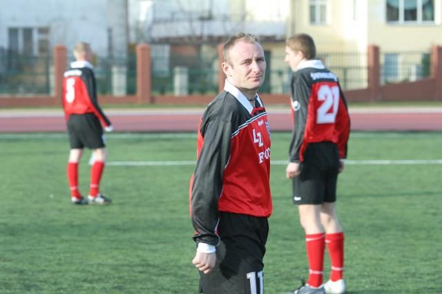 Krzysztof Mikula strzałem z rzutu wolnego uratował Flocie remis w meczu z Chemikiem.