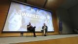 Ósmoklasiści ze Słupska i regionu wzięli udział w warsztatach z wystąpień publicznych i prowadzenia debat