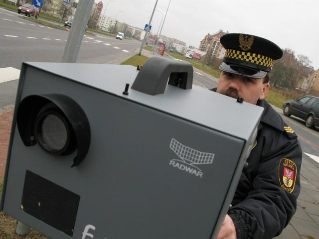 Strażnika miejskiego nie zastąpi nawet najlepszy monitoring