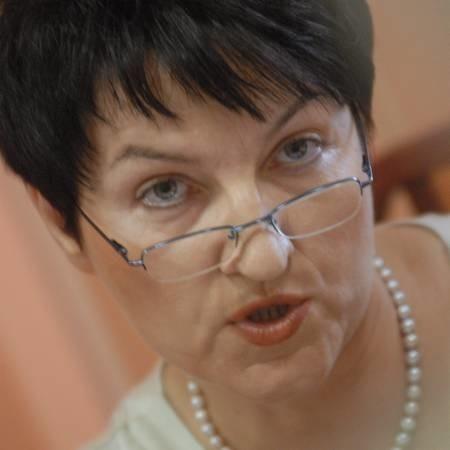 Elżbieta Polak (PO) jest m.in. odpowiedzialna za zdrowie w naszym województwie