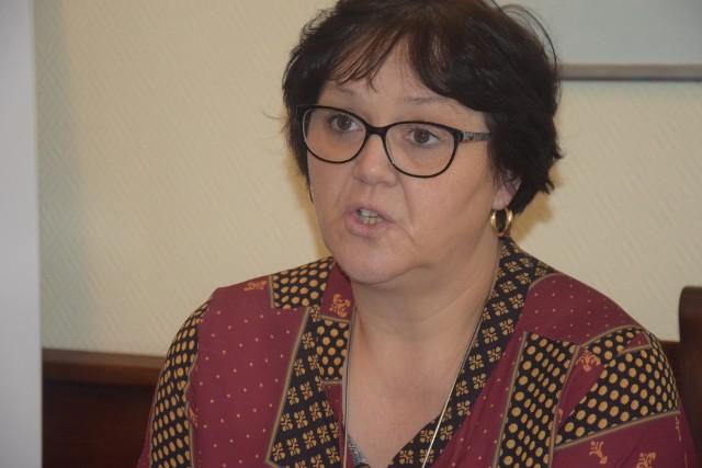 Dorota Podemska z MOPS Chojnice