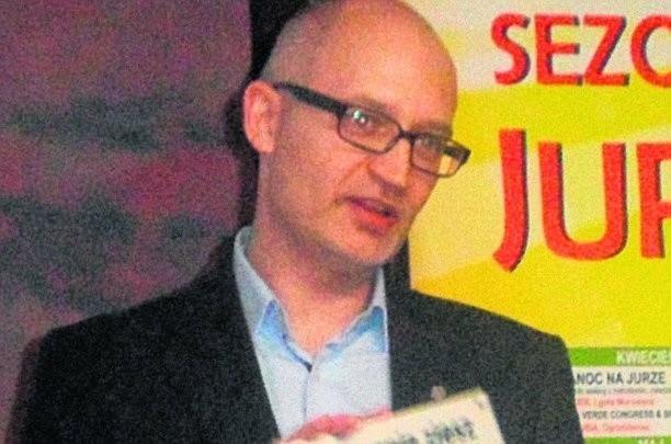 Wojciech Dziąbek, szef JOT-u