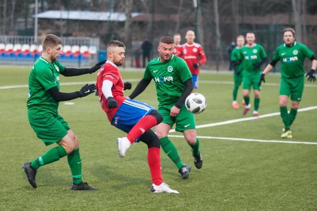 Jantar Ustka - Sokół Zblewo 5:0 (3:0)