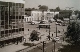 Plac dworcowy w Sosnowcu do przebudowy. Jak wyglądał kiedyś? [ZDJĘCIA]