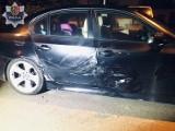 Podczas parkowania zniszczył 7 samochodów [ZDJĘCIA]