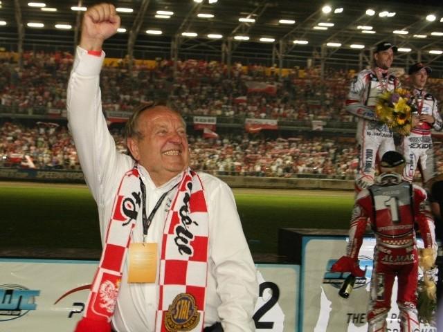 Władysław Komarnicki odniósł sukces w sporcie. Także organizacyjny, bo Stal będzie gospodarzem żużlowego Grand Prix, a niedawno w naszym mieście odbył się finał drużynowych mistrzostw świata. Czy pozwoli to wygrać prezesowi wyścig o miejsce w Senacie?