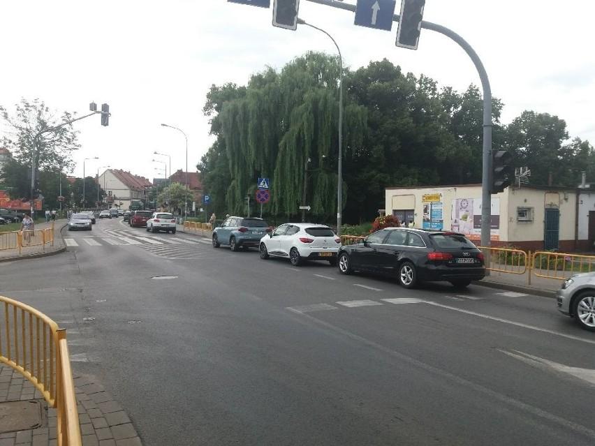 W środę (28 lipca) w Międzyrzeczu wystąpiły problemy z...