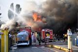 Czterech oskarżonych w sprawie pożaru przy ul. Pomorskiej w Szczecinie. Grozi im nawet 10 lat. Nad miastem zawisła toksyczna chmura