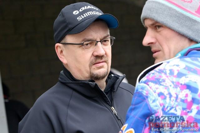 Jacek Gajewski menedżer KS Toruń.