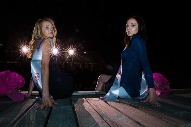 Aniela Pałkiewicz (z lewej) i Sandra Snarska to najpiękniejsze dziewczyny tegorocznego lata w Białymstoku