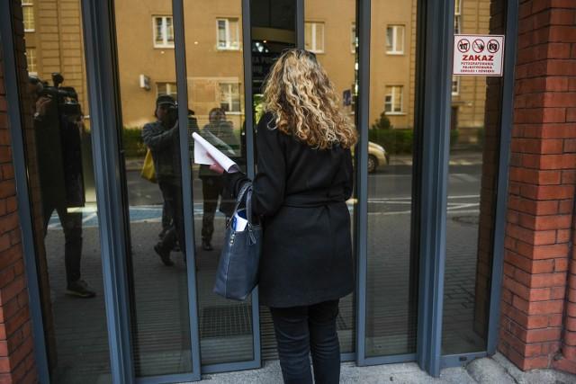 Anna S. w piątek rano pojawiła się na policji, by ustalić czy wydano za nią europejski nakaz aresztowania