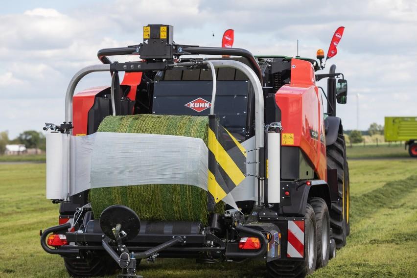 Koszenie i zbiór trawy UŁĘŻ 2021. Pokaz pracy kosiarek,...