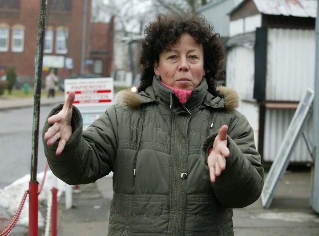 – W Międzyzdrojach potrafili sobie poradzić i postawili porządne targowisko, a u nas tylko obietnice – mówi Dorota Sobecka.