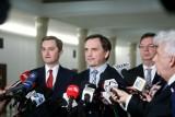 Minister sprawiedliwości Zbigniew Ziobro po spotkaniu z wiceszefową KE Verą Jourovą: Zaproponowałem kompromis w ramach wyłaniania sędziów
