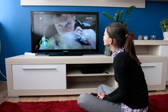 04.04.2013 legnica zdjecie ilustracyjne telewizor cyfra cyfryzacja tv ..gazeta wroclawska..piotr krzyzanowski/polskapresse..