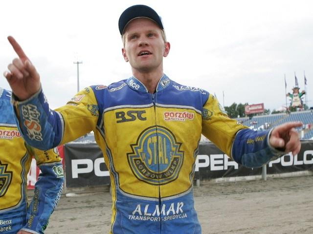 Krzysztof Kasprzak w Gorican startował z tzw. dziką kartą. I wygrał!