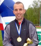 Bieganie. Piotr Klimczak wraca do treningów po kontuzji