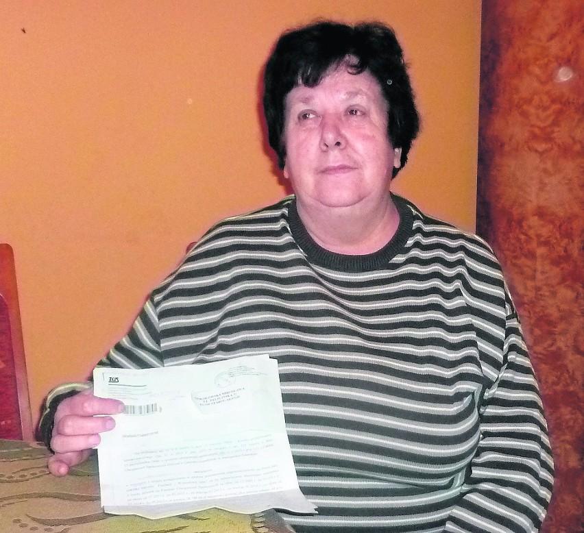 ZUS się pomylił i wysłał dokument do pani Mirosławy ze Starogardu