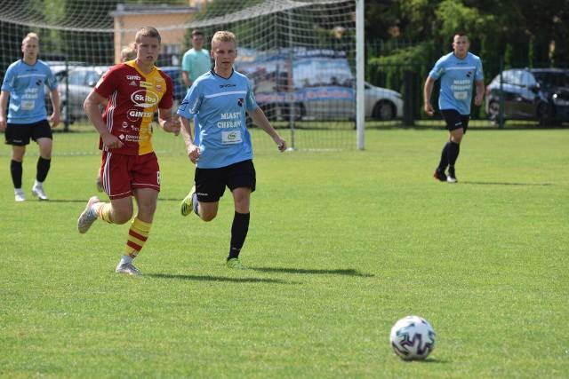 IV-ligowa Chojniczanka wygrała mecz towarzyski z IV-ligową Chełminianką 3:0