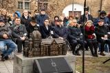 Ofiary Holocaustu uczczono w miejscu Wielkiej Synagogi w Gdańsku [zdjęcia]
