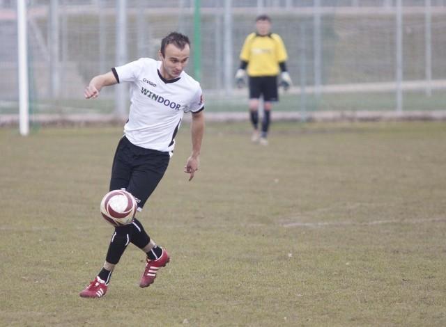Tomasz Turczyk, trenuje z Szydłowianką Szydłowiec
