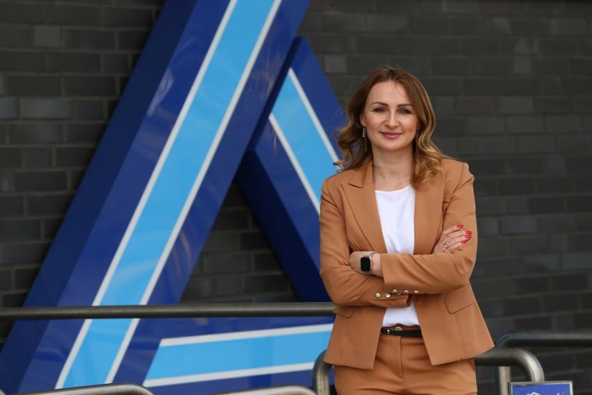 Eliza Polak, kierowniki sprzedaży w sieci handlowej ALDI w Polsce.Zobacz kolejne zdjęcia. Przesuwaj zdjęcia w prawo - naciśnij strzałkę lub przycisk NASTĘPNE