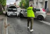 Wypadek wójta Parchowa. Czołówka w Tuchomiu (SZCZEGÓŁY WYPADKU, ZDJĘCIA)
