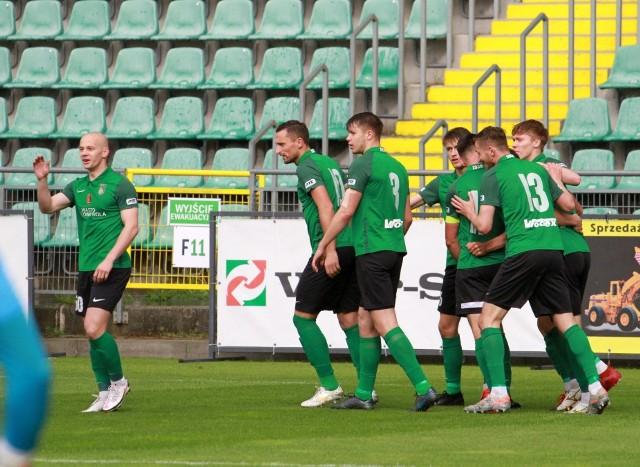 Stal Stalowa Wola swój ostatni ligowy mecz w sezonie 2020/2021 zagra z Podhalem Nowy Targ na wyjeździe