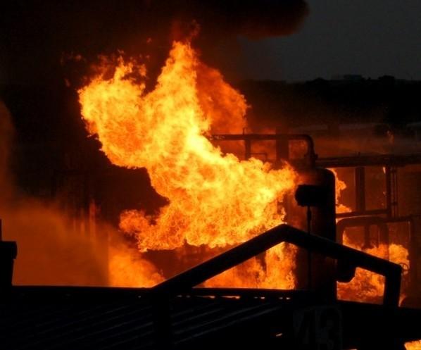 Mąż twierdzi, że pieniądze spłonęły w pożarze