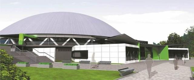 Ze starego Okrąglaka ma zostać jedynie betonowa konstrukcja kopuły. Pozostałe elementy hali nadają się tylko do wymiany.