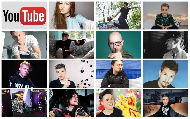 Oni rządza polskim YouTubem. Zobacz zestawienie kanałów z największymi wzrostami subskrybcji. O czym mówią YouTuberzy? >>>