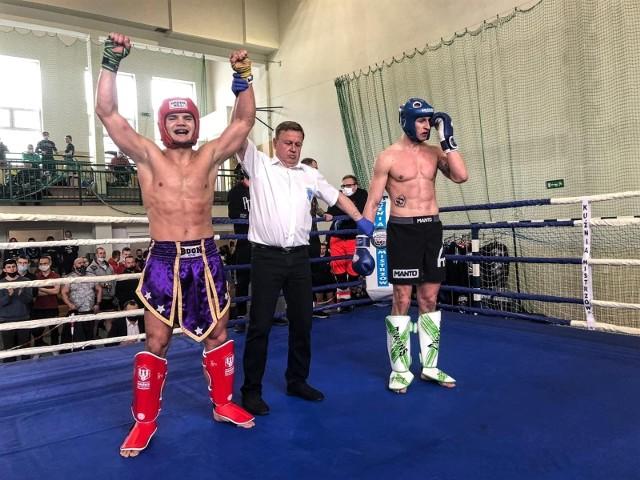 Lubuscy kickboxerzy zdobywali medale na Mistrzostwach Polski Północnej.