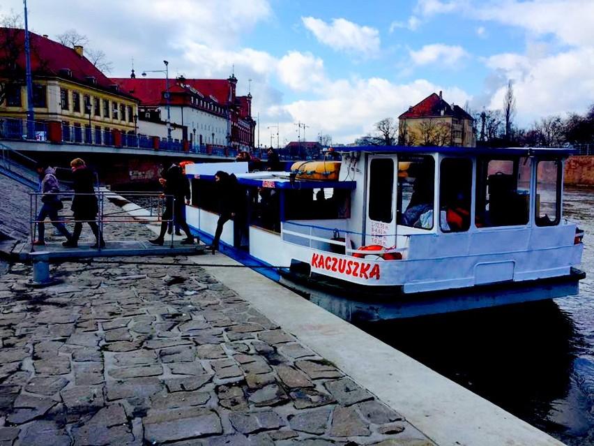 Statek Wrocław