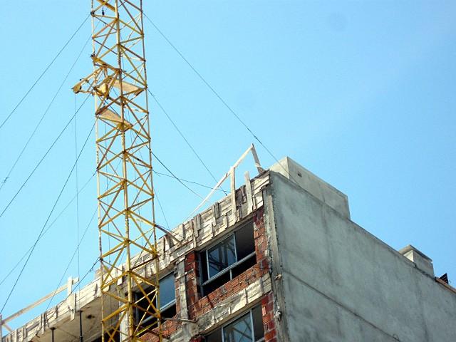 Budowa osiedlaW Nisku rośnie osiedle mieszkaniowe dla żołnierzy