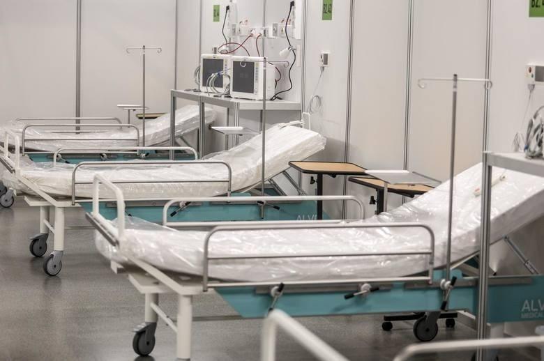 Do 92 spadła liczba łóżek zajętych przez chorych z Covid-19. Kiedy pomorskie szpitale wreszcie zaczną normalnie funkcjonować?