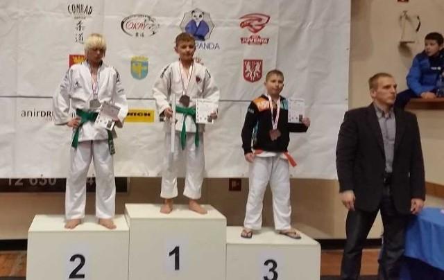 Judocy Akademii Judo Rzeszów pokazali klasę pod Wawelem.