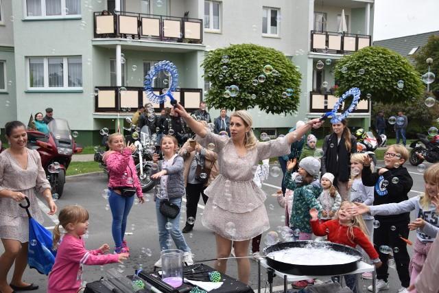 Na zakończenie XXIII Dni Kultury Chrześcijańskiej zorganizowano w Szubinie festyn rodzinny z atrakcjami
