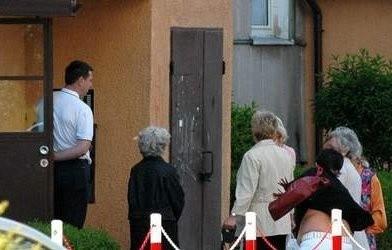 Budynek przy ul. Budowlanej. To tutaj doszło do zabójstwa 26-letniej kobiety.