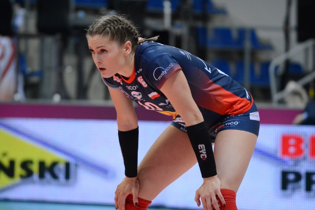 Martyna Grajber, reprezentantka Polski i Grot Budowlanych Łódź zagra w niedzielę o Puchar Polski