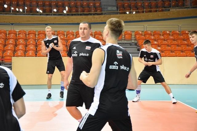 Siatkarska reprezentacja Polski juniorów swoje mecze rozgrywać będzie na nowoczesnej hali Kolodruma w Płowdiw.
