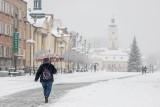 Pogoda w województwie podlaskim. Idą mrozy i śnieżyce! (wideo)