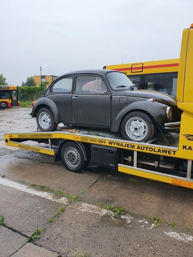 Volkswagen wrócił już do swojego właściciela