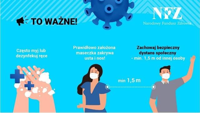 Zadbaj o swoje bezpieczeństwo w dobie koronawirusa. W jaki sposób troszczyć  się o zdrowie? Radzą specjaliści i małopolski NFZ   Dziennik Polski