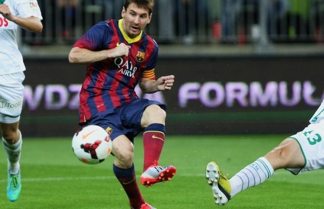 Leo Messi i spółka są faworytem starcia z PSG